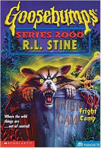 Fright Camp (Goosebumps Series 2000, No 8)
