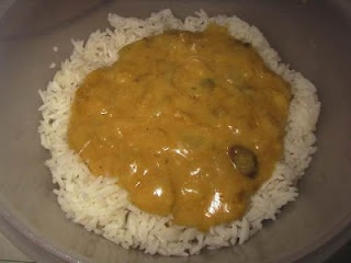 Cheddar Curry