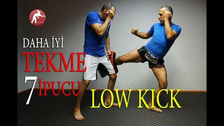 Bu videoda Kick Boks ve Muay Thai tekniği olan Low Kick'i daha iyi atmak için bilmeniz gereken tüm detayları bulacaksınız. Başlıklara ulaşmak için sürelere t...