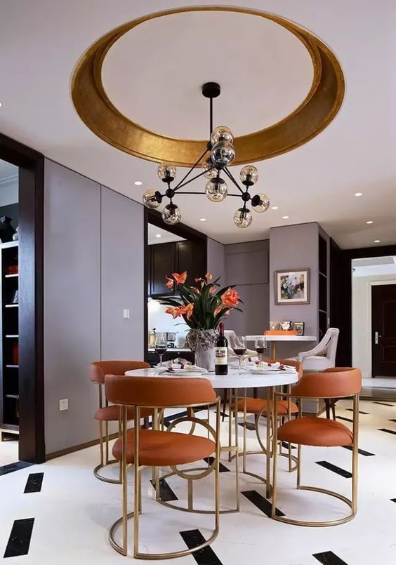 Amazing Dining Rooms Design To Get Inspired For The Fall And Winter Trends