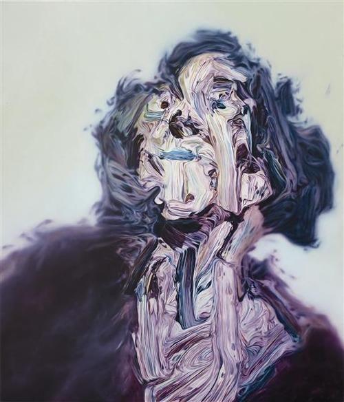 The Mistress of Breadalbane, Glenn Brown. Art Experience:NYC http://www.artexperiencenyc.com/social_login