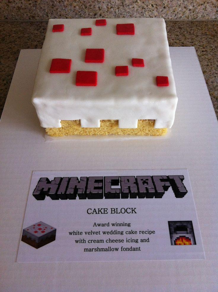 Wiki Minecraft Cake Minecraft Cake Block Quot