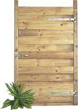 tuindeur, schuttingdeur, deur, van rabat planken, rechte deur dicht, winddicht, 100x180 cm, geimpregneerd, geimpregneerde, van rabat, rabatdeur
