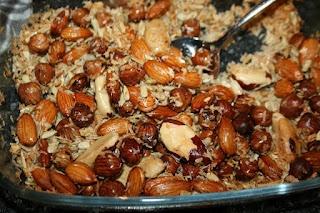 Low Carb - Grip op Koolhydraten: Notenmuesli Low carb granola muesli nuts