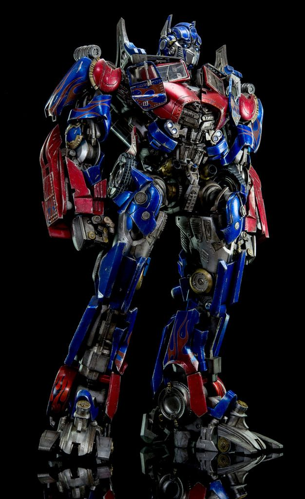 3A Dark of the Moon Optimus Prime