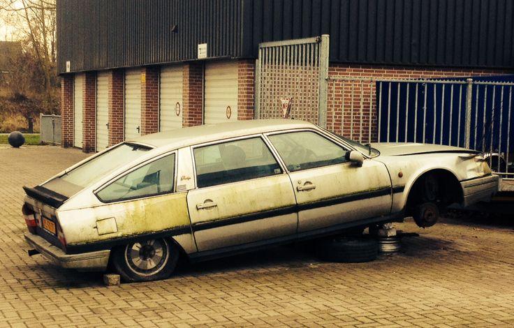 citro n cx prestige cars graveyard barn find abandoned pinterest. Black Bedroom Furniture Sets. Home Design Ideas