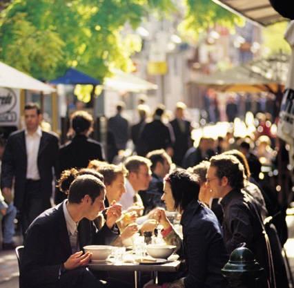 melbourne australia streets