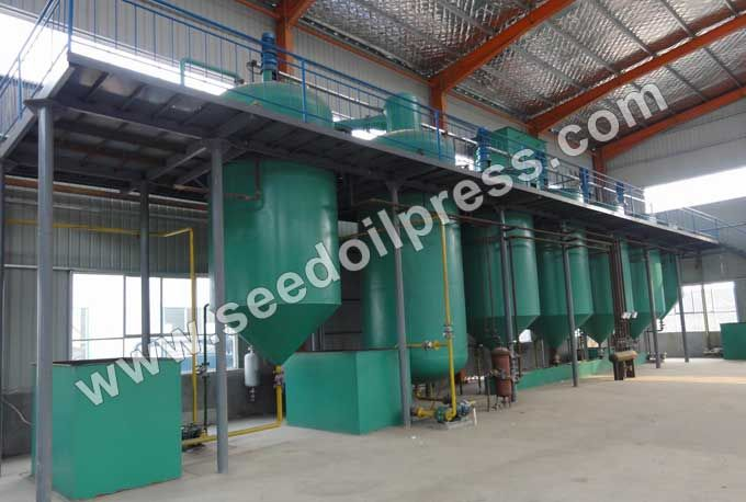 10T/D Edible Oil Refinery Plant. Oil Refinery for Sale