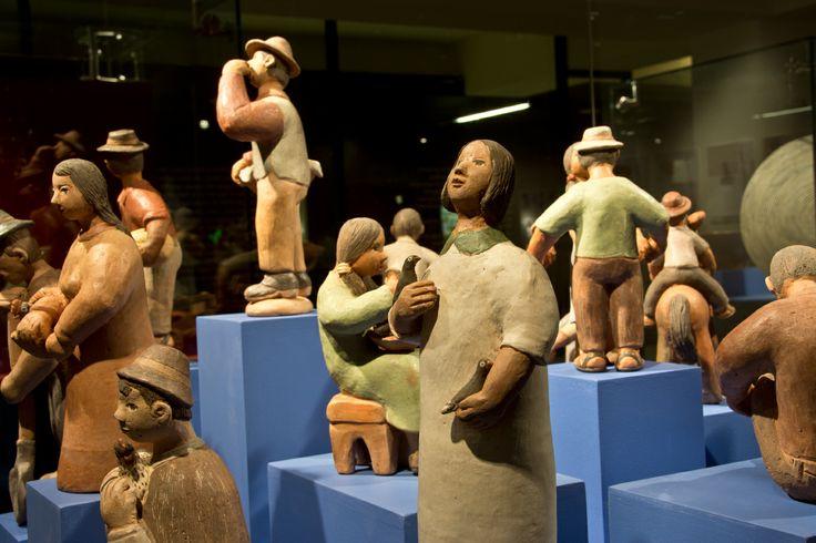 """Muestra """"Artesanos Contemporáneos"""", MAPA, 2013."""