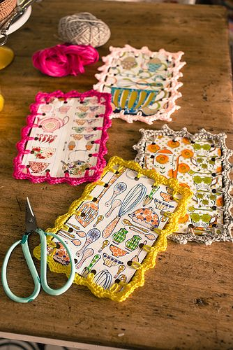 Let´s Crochet by Cute Cottage Overload, via Flickr