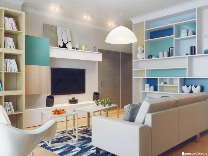 Квартира-студия: идеи для маленьких квартир