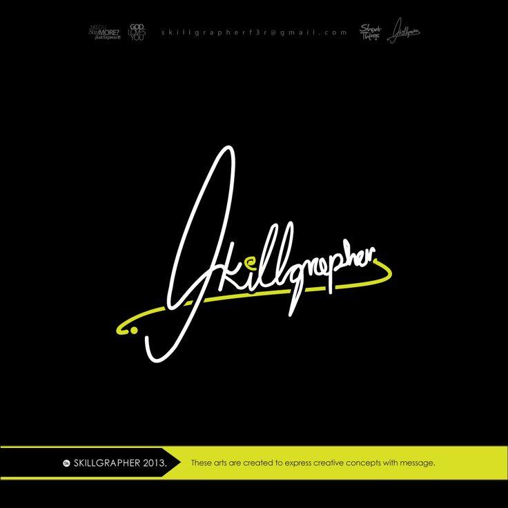 Skillgrapher -- My BRAND
