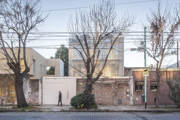 Galería de Casa Holmberg / Estudio Borrachia - 1