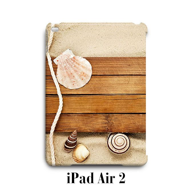 Sand Beach Starfish iPad Air 2 Case Cover Wrap Around
