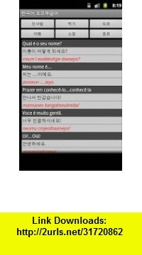 Korean Portuguese Dictionary , Android , torrent, downloads, rapidshare, filesonic, hotfile, megaupload, fileserve