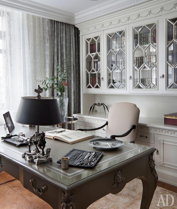Французская квартира в Москве