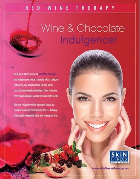 Red Wine Therapy and Skin Fitness @ Ventura Salon. Located at 6202 North Federal Hwy, Fort Lauderdale, 33308. Open Tuesday-Saturday.