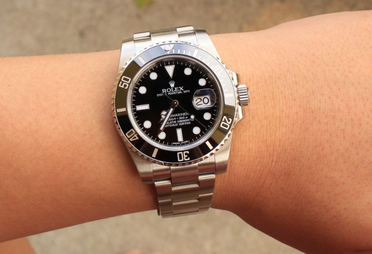 My Submariner.... Blood, sweat and tears went into this.
