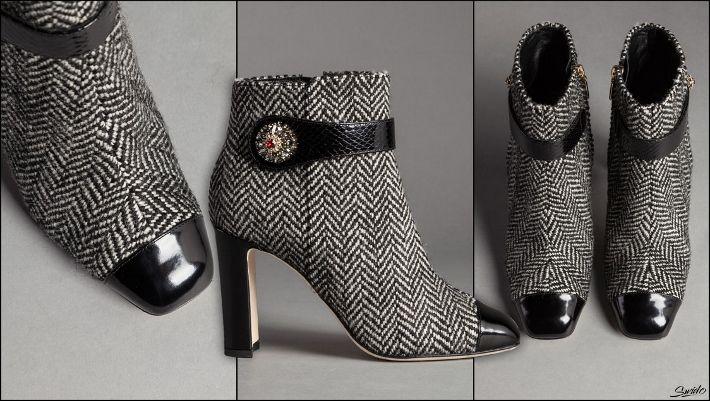 Что таит в себе твид: уникальные осенние аксессуары - Жизнь в стиле Dolce&Gabbana