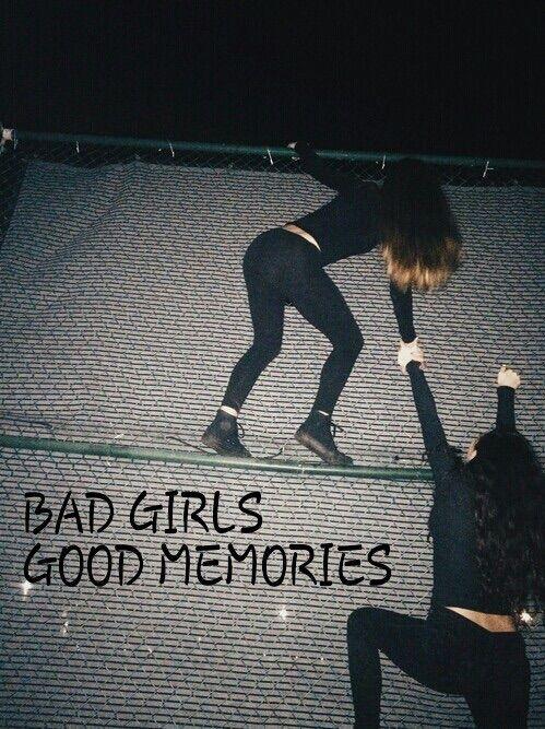 Image via We Heart It https://weheartit.com/entry/161267806/via/22302906 #bad #bestfriends #black #girls #grunge #image #true