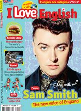 I love english 229 : présentation de Sam Smith ; reportage sur la vie dans l'espace ; la success story du hamburger