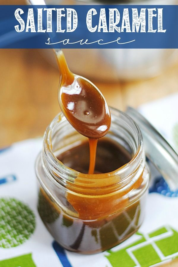 This caramel sauce is absolutely scrumptious. Its so easy to make (no thermometer needed!) and uses ingredients you probably already have on hand.