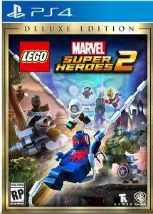 Lego Marvel Superheroes 2 Deluxe Edition Digital - PlayStation 4 [Digital Download]