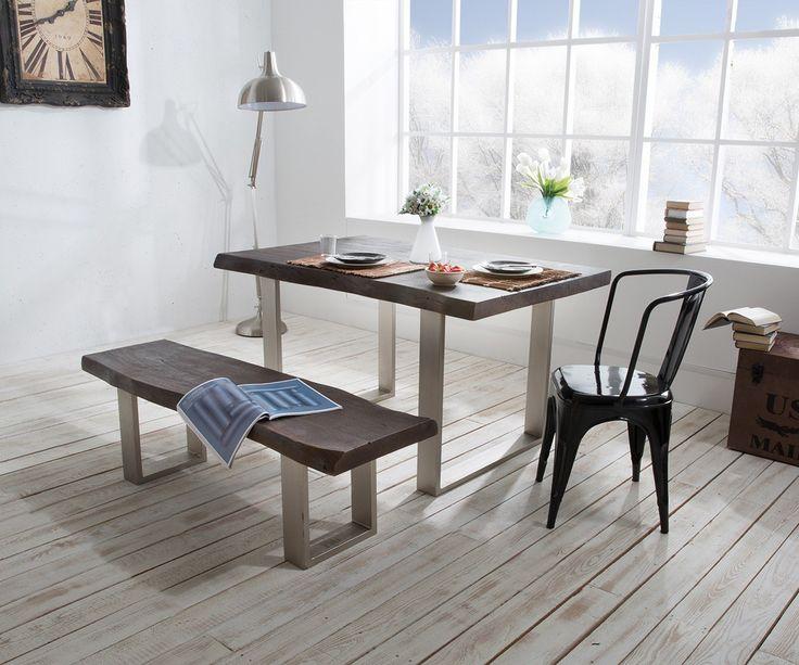 die besten 25 schmale esstische ideen auf pinterest kleine esstische langer esstisch und. Black Bedroom Furniture Sets. Home Design Ideas
