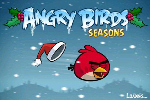 Welcomes The Celebration Of Christmas, Rovio Add 25 New Levels In Angry Birds Seasons