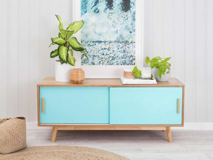 Daisy Low Sideboard - CLEARANCE