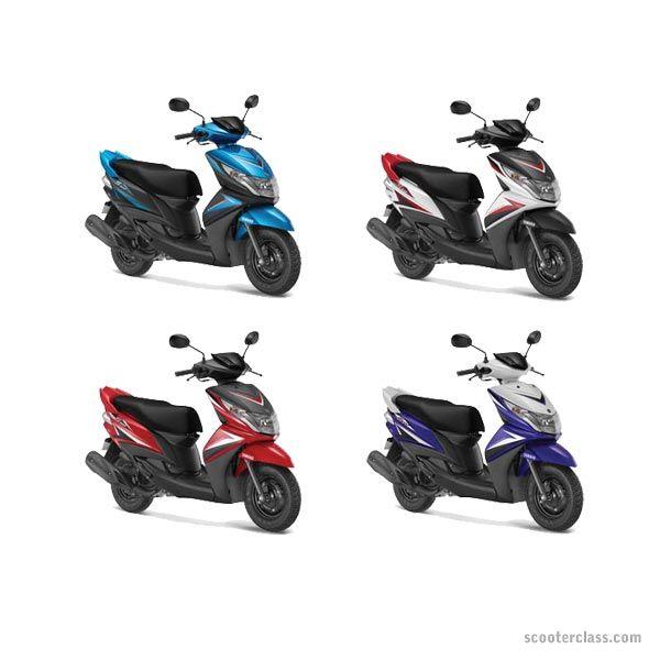 Yamaha Ray Z Price Colours Images Models Mileage Yamaha