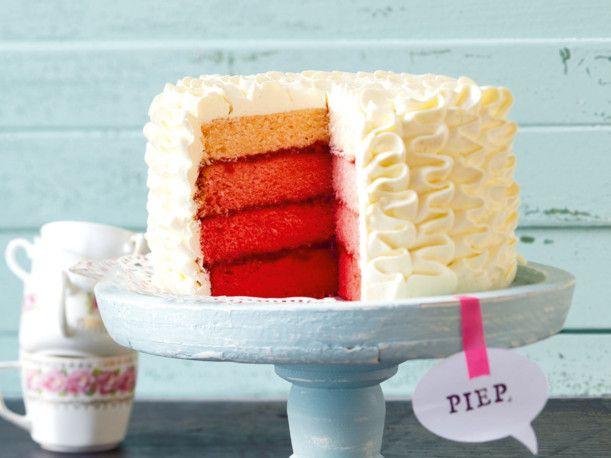 Unser beliebtes Rezept für Pink Ombre Cake und mehr als 55.000 weitere kostenlose Rezepte auf LECKER.de.