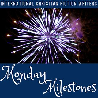 Monday Milestones: members of the #ACFW Beyond the Borders group share their writing and publishing achievements. Congratulations, everyone!