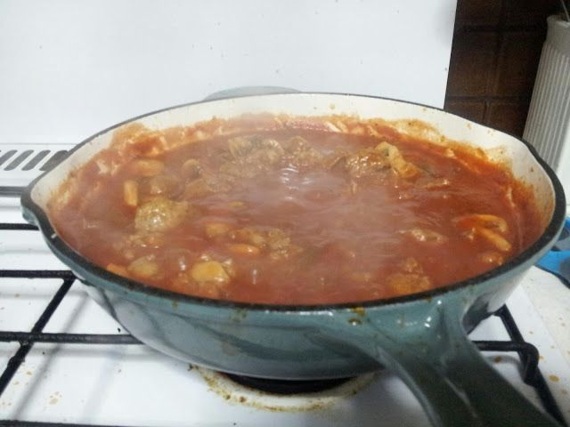 Nancy's Food Life: Italian inspration