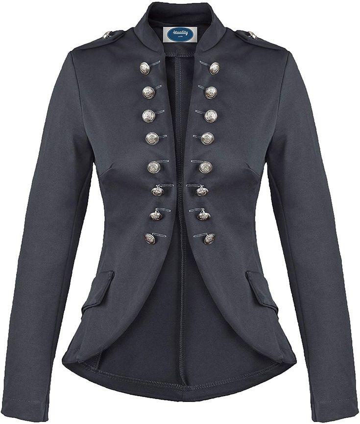 4tuality ao massimo damen military blazer slim fit gr s xxl