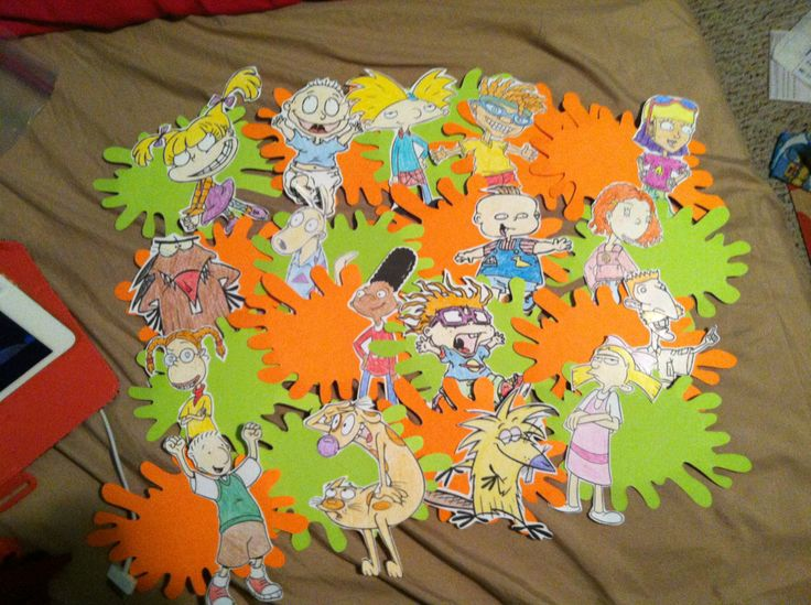 37 best images about door decs i like on pinterest the for 90s decoration ideas