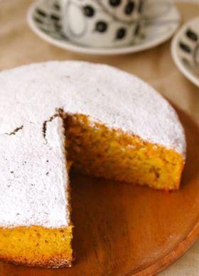 「にんじんケーキ」Kaori   お菓子・パンのレシピや作り方【corecle*コレクル】