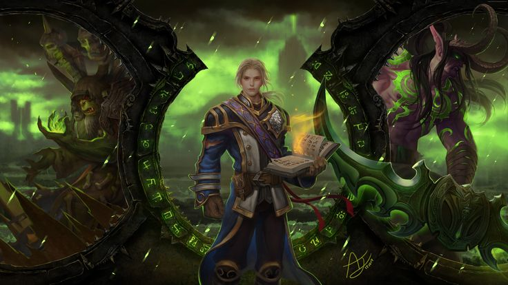 World Of Warcraft Legion 4k  #4k #Legion #Warcraft #World  World Of Warcraft Legion 4k is an HD desktop wallpaper posted in our free image collection of awesome wallpapers. You can download World Of Warcraft L...