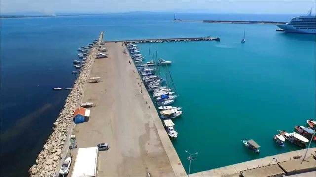 katakolo port, greece