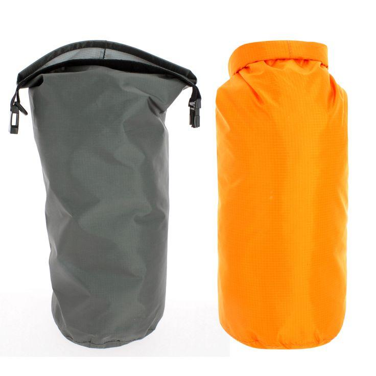 Wasserdichte Tasche als Werbeartikel - 10 Liter! Ideal, um Ihre Sachen bei Regen oder Aktivitäten auf dem Wasser zu schützen!