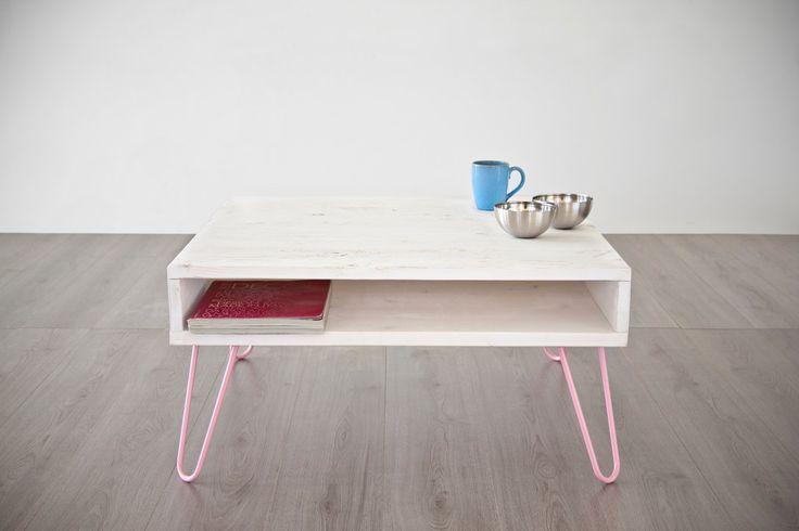 tavolino da caffè Depot legno massello gambe tavolo in di dokke