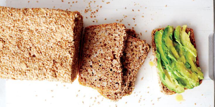 Spelt Brown Rice Bread via @iquitsugar