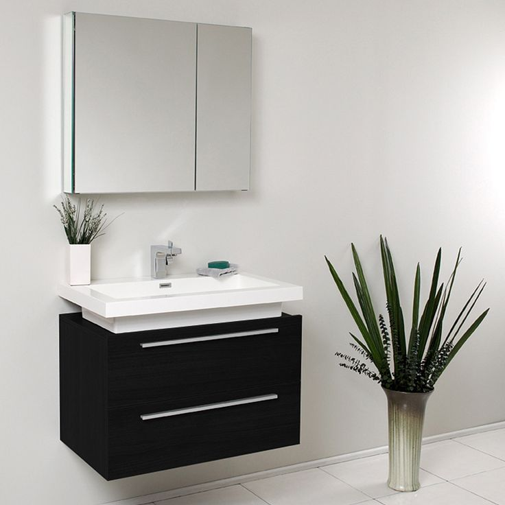 Modern Bathroom Vanities Port Moody the 25+ best black medicine cabinet ideas on pinterest