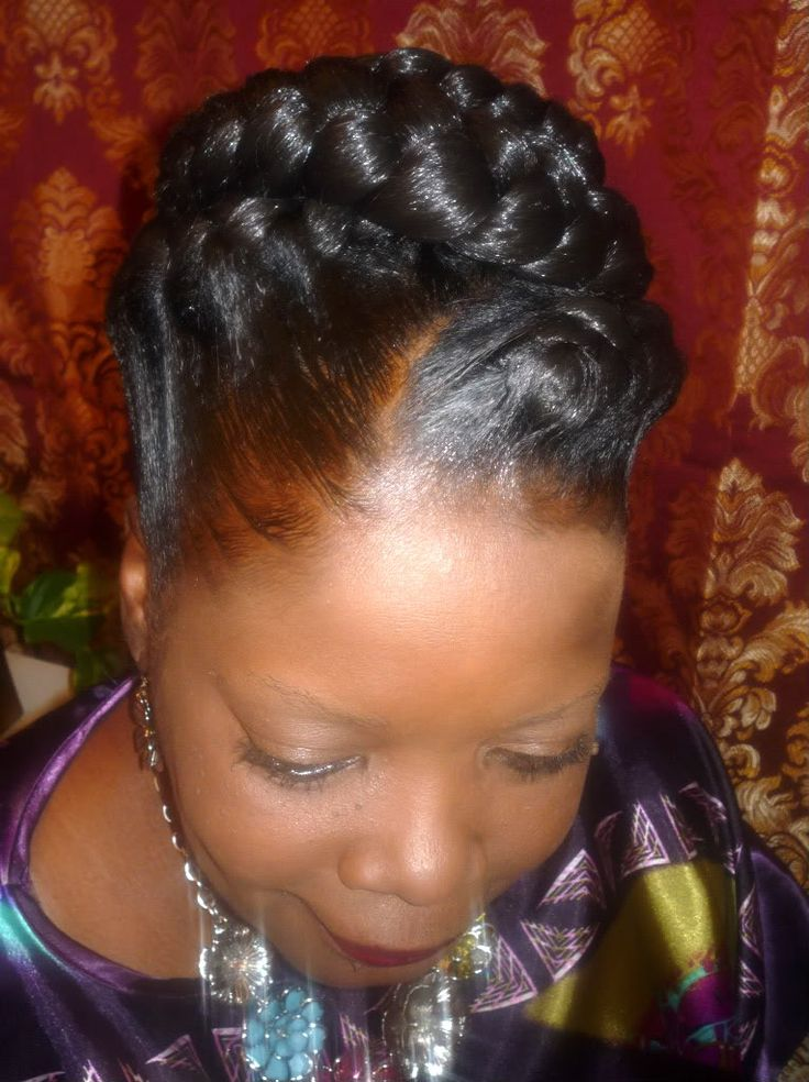 Goddess Braids Black Hair | Goddess Braids | Mrs A'S ...