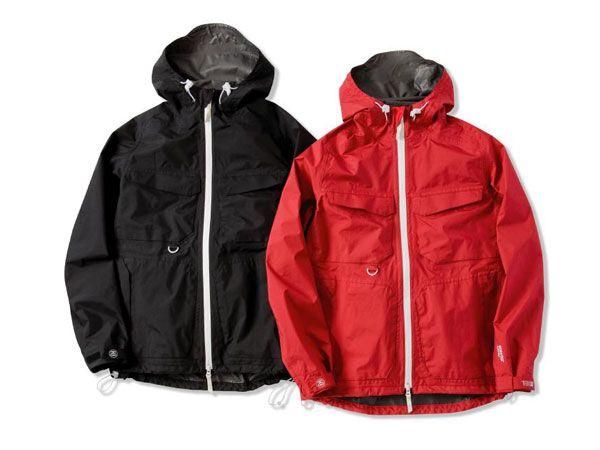 Stussy x 13DW Gore Tex Jacket