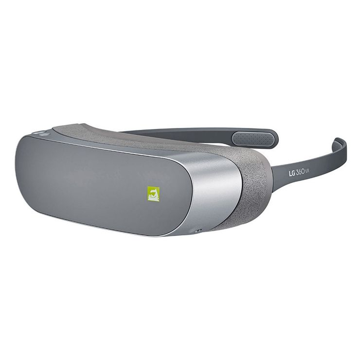 LG 360 VR Virtual Reality Headset for LG G5, Silver