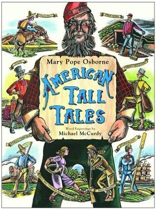 89 best images about Tall tales on Pinterest | Graphic organizers ...
