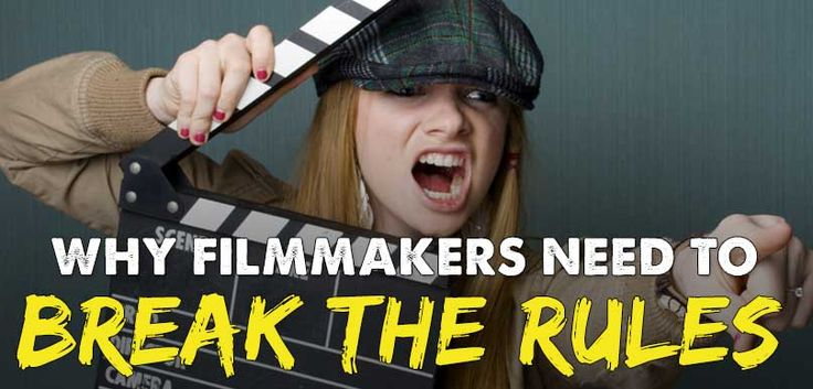 In this episode, I discuss break the rules. why it is important to your career as an indie filmmaker and how it can make you stand out from the crowd.