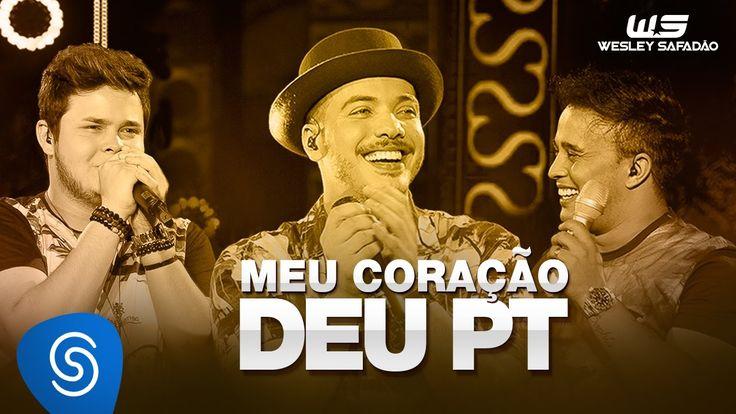 Wesley Safadão Part. Matheus e Kauan - Meu coração deu Pt [DVD WS EM CASA] ˚★ •。* ˚ ˚✰˚ ˛★* 。★  *˛˚ •˚ Boa Noite! ✰✰˚* ˚ ★ ˚. ★ *˛ ˚* ✰。★˚ ˚