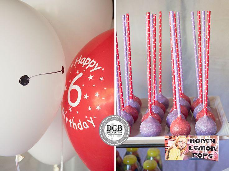 Big Hero 6 Birthday Bash5